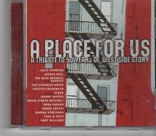(FX904) A Place For Us - A Tribute to 50 Years of West Side Story - 2006 CD