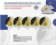 2 Euro commémorative d'Allemagne 2015 Belle Epreuve (BE) - La Hesse