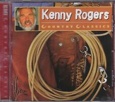 KENNY ROGERS - COUNTRY CLASSICS - CD - NEW -
