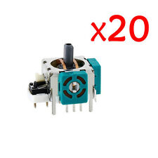 20PCS New 3D Analog Sensor Repair Parts Switch for Xbox 360 Xbox360 Controller