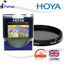 genuino nuevo Hoya 49mm CPL CIR-PL Circular Filtro Polarizador 49 mm
