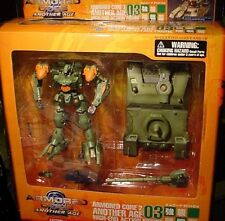 ARMORED CORE 2 ANOTHER AGE High-End ACTION FIGURE  NIB Sealed 2002 OOP