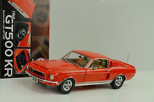 1968 Ford Shelby GT500 KR WT5185 rot / Release 1  1:18  ACME GMP