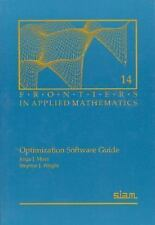 Optimization Software Guide (Frontiers in Applied Mathematics)