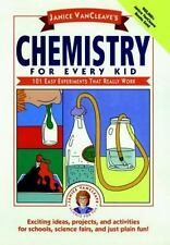 Chemistry for Every Kid : 101 Easy Experiments That Really Work-ExLibrary