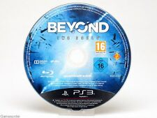 Beyond two souls (disc) ~ playstation 3 jeu ~