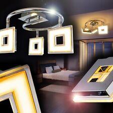 Plafonnier Design LED Lampe à suspension 3 branches Lustre Lampe de salon 139087