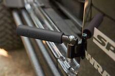 GraBars BootBars with Black Grips 07-16 Jeep Wrangler JK 2/4 Door 1021