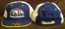 Denver Nuggets NEW ERA 59FIFTY Fitted Hat NBA Hardwood Classics Throwback 6 3/4