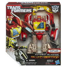 Transformers Generations Fall of Cybertron Voyager Autobot Blaster