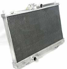 Mitsubishi Lancer Evo 7 8 9 Race Spec Alloy Radiator 42mm Core Depth / Twin Row
