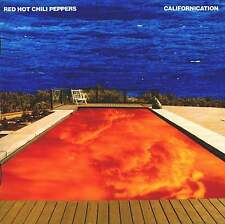 RED HOT CHILI PEPPERS CALIFORNICATION DOPPIO VINILE LP NUOVO E SIGILLATO