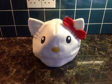 Hello Kitty pequeñas Damas Afelpada Sombrero