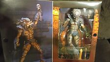 PREDATOR 2 CITY HUNTER DELUXE ULTIMATE ALIEN HUNTER ACTION FIGURE NECA ALIENS