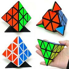 Professional Pyramid Magic Cube 3×3 Triangle Speed Twist Puzzle Rubik Toy Gift