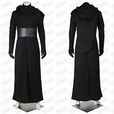 Star Wars 7 The Force Awakens Kylo Ren Cosplay Costume Outfit Custom Made