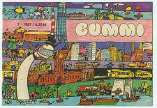 DDR Zeitschrift Zeitung Bummi Heft 7 1987