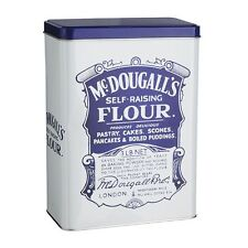 Retro McDougalls Small Self Raising Flour Storage Tin  - Large range In Stock