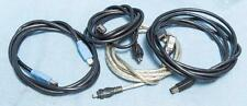 Lot of 4 Firewire Cables dq