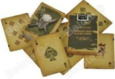 KA-BAR PLAYING CARDS Faces Are Custom Designed & Cards Are All Textured 9914 NEW