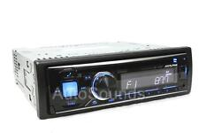 Alpine Single Din CDE-143BT CD/MP3/WMA Player Bluetooth Front USB/AUX Input New