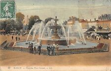 BR71465 fontaine place carnot   nancy   france