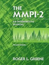 The Mmpi-2: An Interpretive Manual by Roger L. Green...