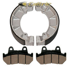 Fits Honda VT1100C SHADOW 1100 1987-1992 1993 FRONT & REAR BRAKE PADS SHOES