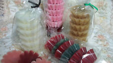 6-PACK OF LARGE HIGHLY SCENTED TARTS ~ YOUR CHOICE OF FRAGRANCE ~ STOCK UP !!!