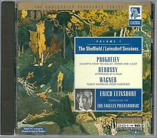 Leinsdorf, Erich Sessions Vol.1 Sheffield 24 Karat Gold CD  OOP