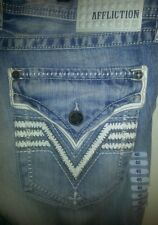 MEN AFFLICTION JEANS SIZE  38,40,42 cooper NWT