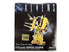 AOSHIMA Aliens POWER LOADER Limited Edition 1/12 Rare diecast model