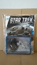 *#68 STAR TREK STARSHIPS COLLECTION FEDERATION ATTACK FIGHTER ENTERPRISE WARS