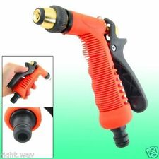 Water Spray Gun Metal Brass Nozzle For Gardening Wash Car Bike Cleaning