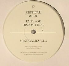 EMPEROR - Dispositions Sampler - Vinyl Critical Drum And Bass.