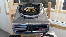 Marten Single Propane Burner Gas Stove Cooking RV Camping Good for Outdoors