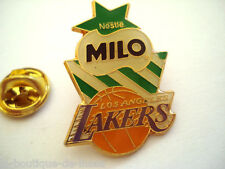 PINS VINTAGE MILO LOS ANGELES LAKERS SPORT BASKETBALL NESTLE wxc 23