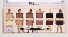 theBalm NUDE 'dude Eyeshadow Palette NEW in Box
