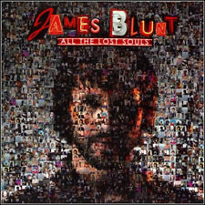 JAMES BLUNT - ALL THE LOST SOULS - MVI Edition (2007) New Sealed CD + MVI DVD