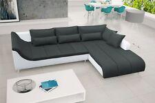 ECKSOFA SOFA WOHNLANDSCHAFT Couch Eckcouch Polstergarnitur Top Design - Joker