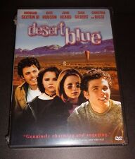 DESERT BLUE-Cable TV starlet KATE HUDSON stuck in small town, falls in love-DVD
