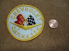 Vintage Corvette Patch New Old Stock