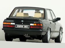 "1:18 OttO ""[E28] BMW M5 Shadowline"" (Diamond Black) *LIMITED EDITION* V-RARE!"