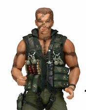NECA JOHN MATRIX COMMANDO ULTIMATE ACTION FIGURE NEW!! NUOVA