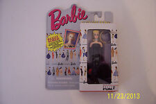 BARBIE KEY CHAIN, SOLO IN THE SPOTLIGHT, MOVABLE ARMS, LEGS, HEAD. 1995. NEW
