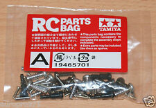 Tamiya 58384 Subaru Brat (Re-Release), 9465701/19465701 Screw Bag A, NIP