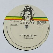 "Meditations ""Sitdown and Reason"" Reggae 12"" Jah Guidance mp3"