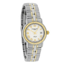 Raymond Weil Parsifal Ladies Two Tone 18K Gold Swiss Quartz Watch 9440-STG-00908