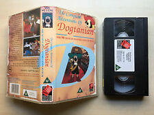 THE COMPLETE ADVENTURES OF DOGTANIAN - VHS VIDEO
