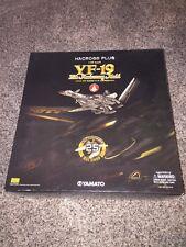 Yamato Macross 1/60 YF-19 25th Anniversary Model Mint